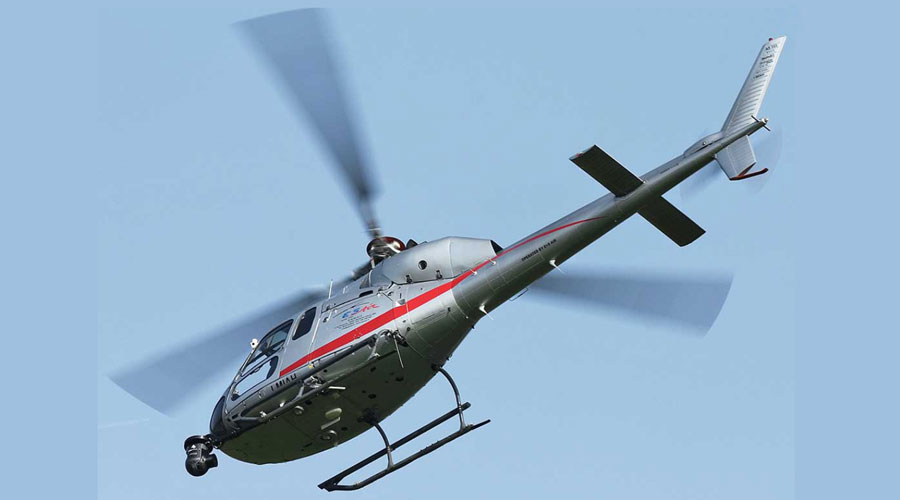 Airbus Helicopter AS355F1